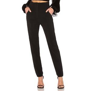 NWOT A.L.C. Angelo Pant in Black- Size 2